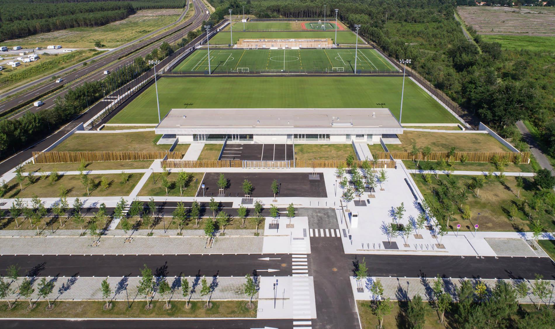 Parc naturel et sportif