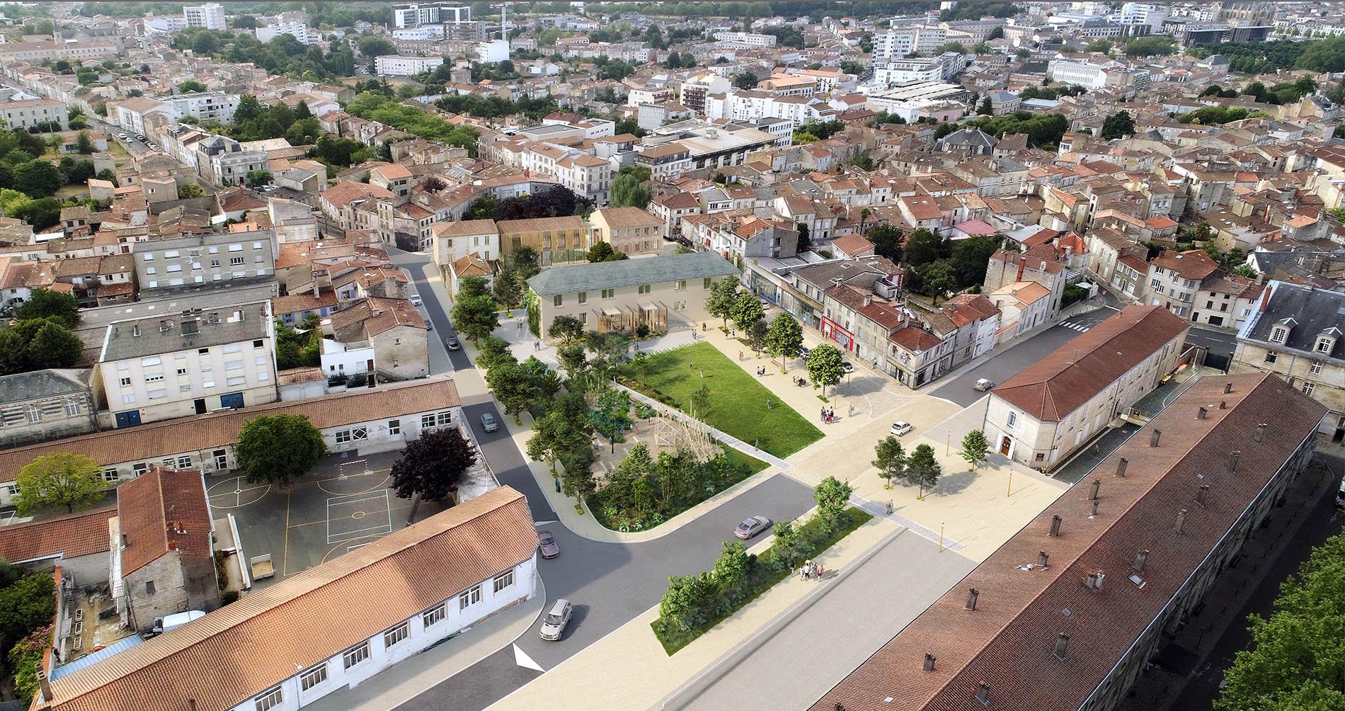 Quartier Denfert Rochereau